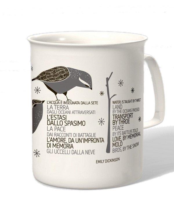 tazza letteraria
