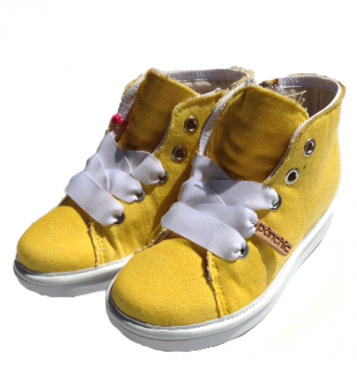 panchic bimbo giallo