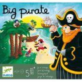 Djeco, gioco da tavola Big Pirate