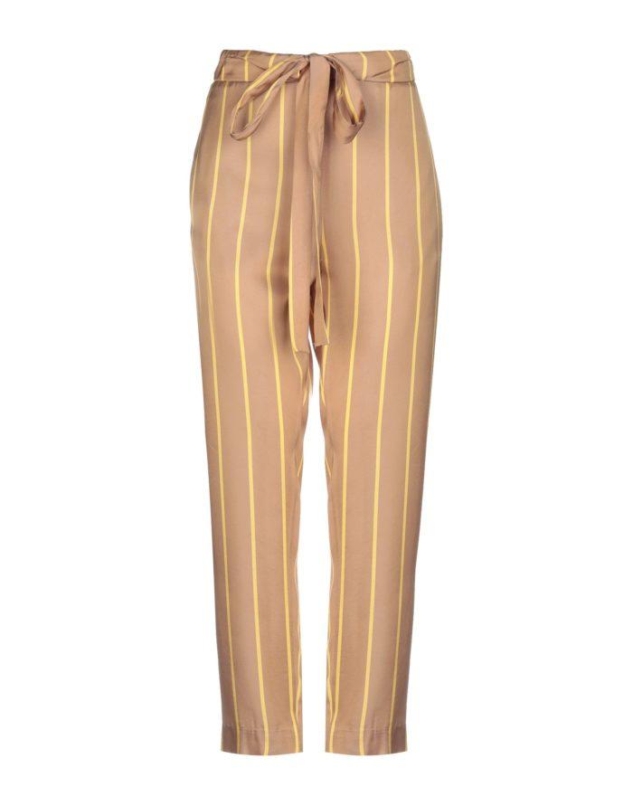 Alysi, pantalone fluid stripes