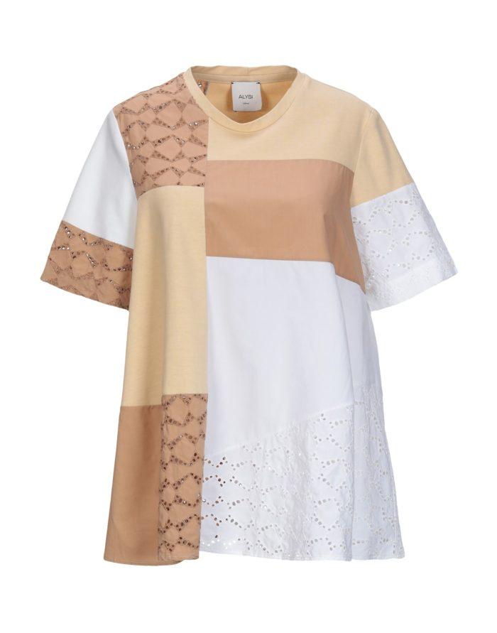 Alysi, Maglia cotton match patch