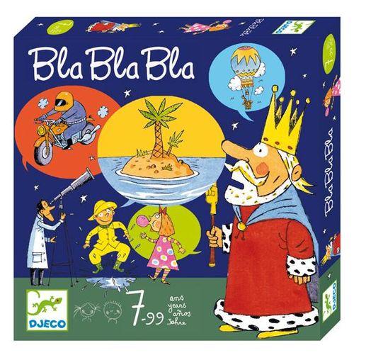 Djeco, gioco da tavola Bla Bla Bla