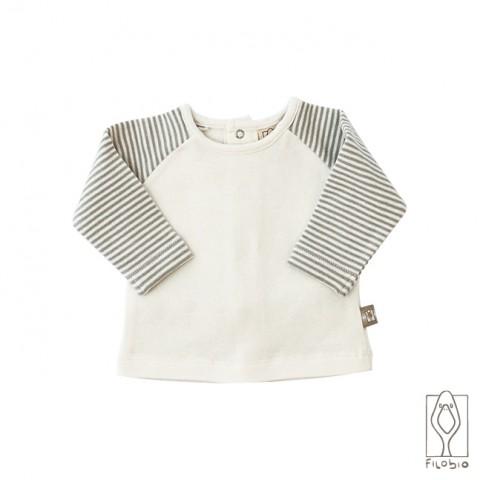 -born-t-shirt-manica-lunga-in-cotone-biologico