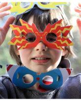 Pirouette Cacahouète, occhiali in cartone riciclato