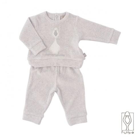 Bambino, Giacche, completi e t-shirt Filobio, Completo maglia e ...