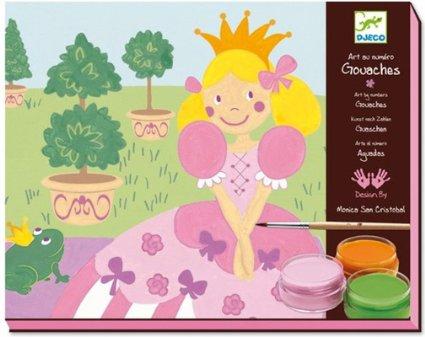 Djeco, Gouaches - colori a tempera