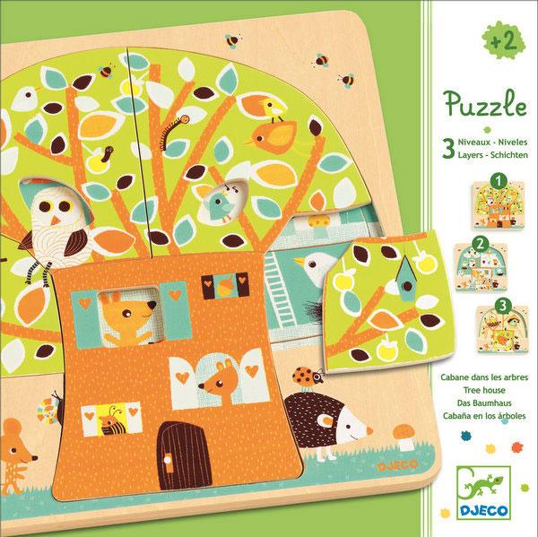 djeco puzzle albero