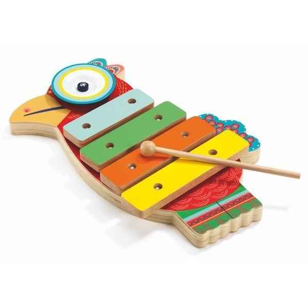 Djeco, Animambo Parrot