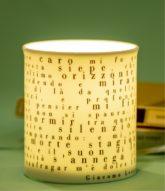 Lampada Meditathe luce, 3956