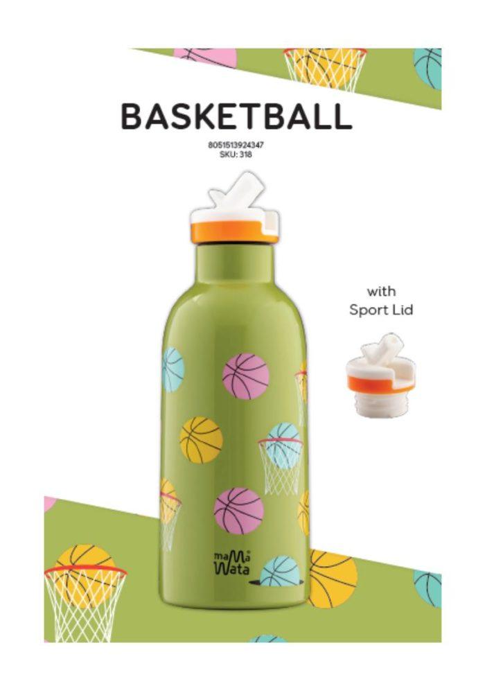 Mama Wata, Basketball