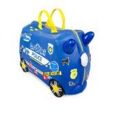 Trunki, valigia cavalcabile Polizia