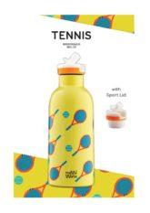 Mama Wata, Tennis